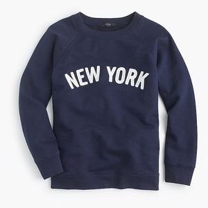 J. Crew New York Sweatshirt